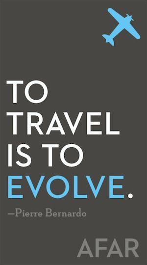 #TravelQuotes