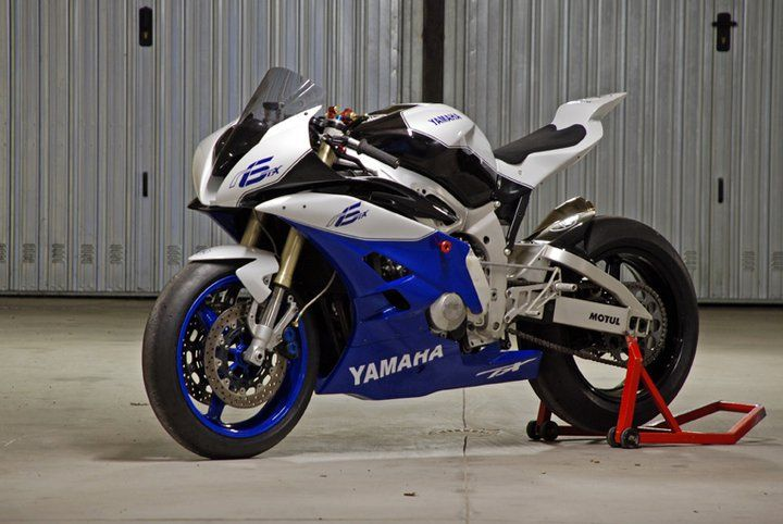 Custom Yamaha R6 by Paolo Tesio - Photo Gallery - autoevolution