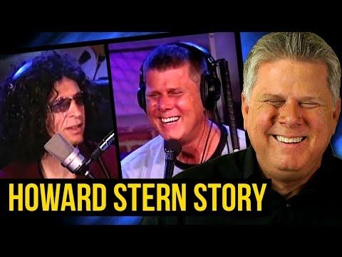 When I Was On The Howard Stern Show - YouTube