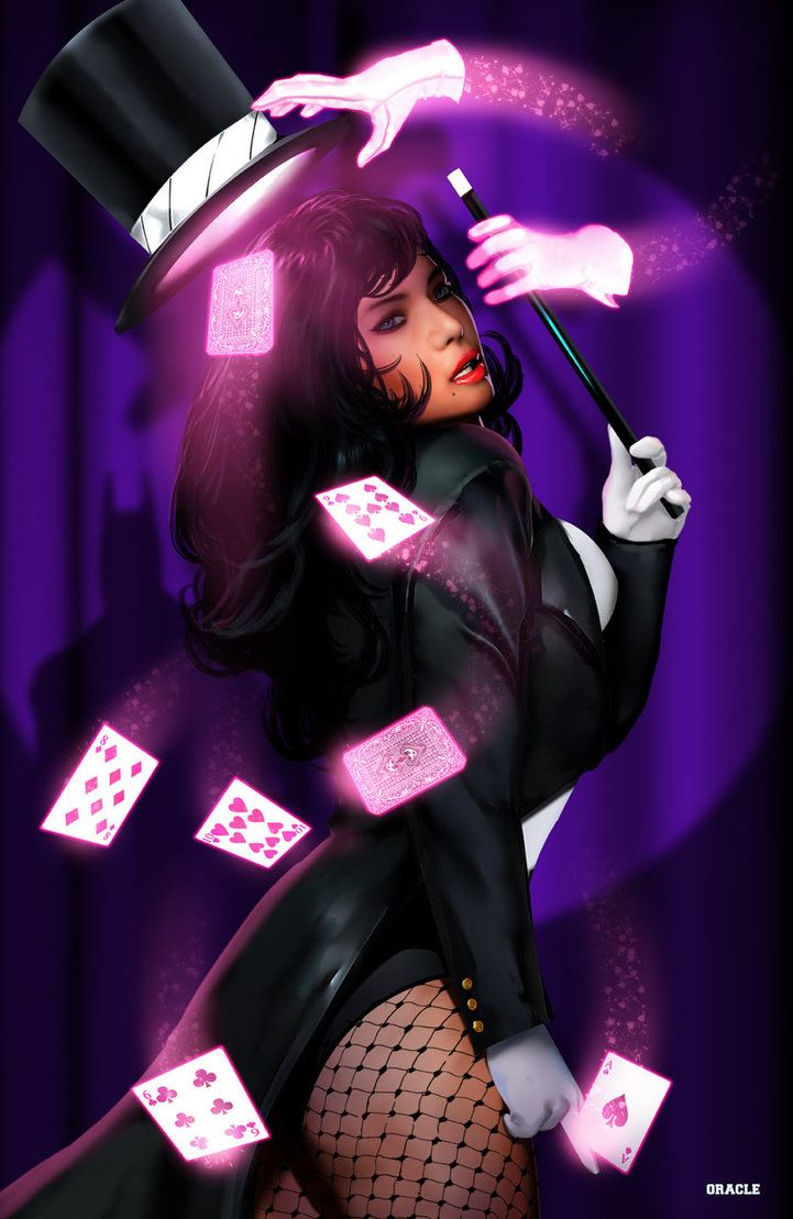 zatanna dc wallpaper - photo #39