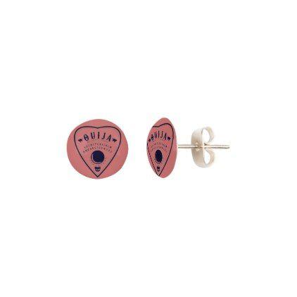 Ouija Girl Earrings - accessories accessory gift idea stylish unique custom