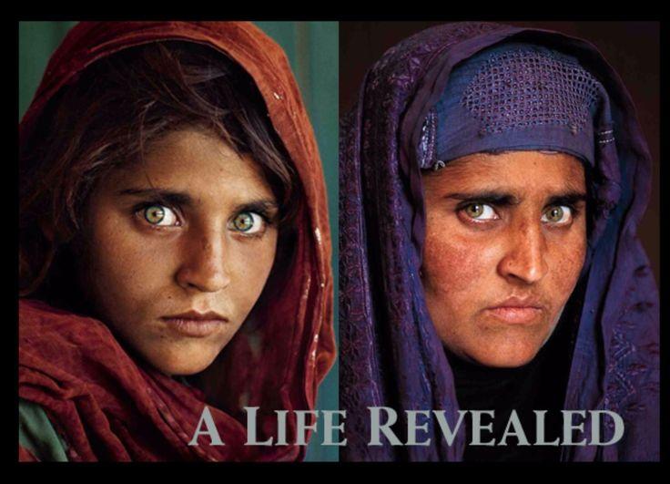 Та самая девочка с обложки — через 17 лет National Geographic, девочка на фото, Шарбат Гула, афганская девочка, длиннопост