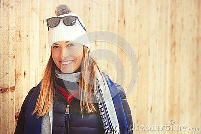 Woman Winter Clothing, Mountains Vacation - Download From Over 46 Million High…