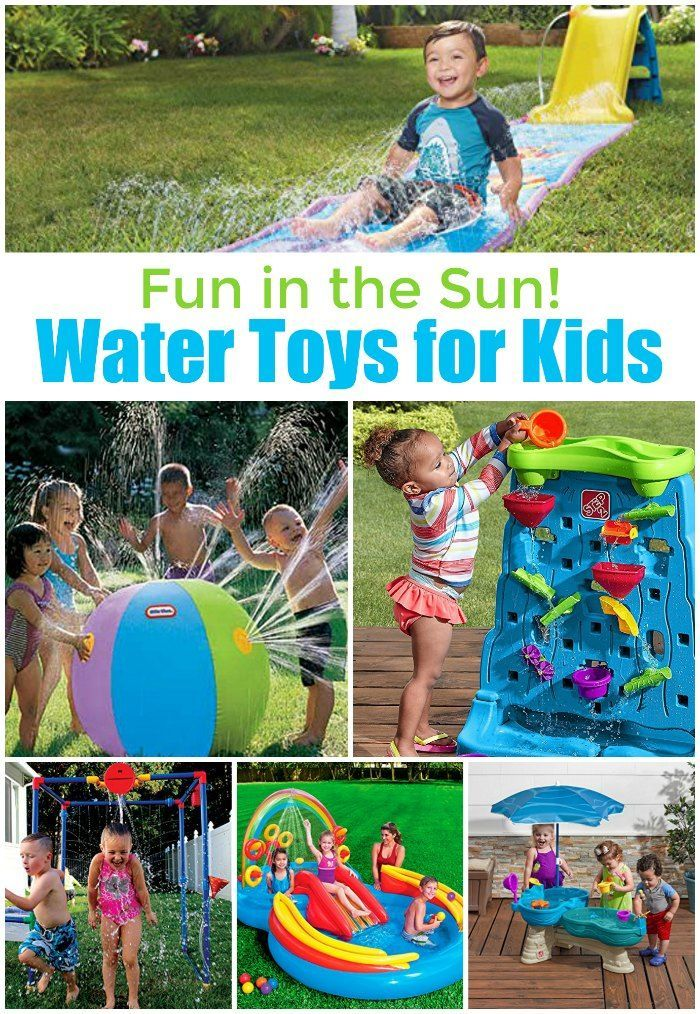 Toys For The Summer : Best images about gift guides for kids on pinterest