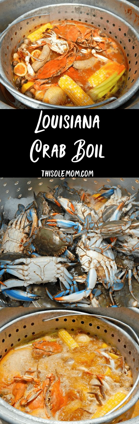 Louisiana Crab Boil - How to Boil  Crabs. (FULL TUTORIAL)