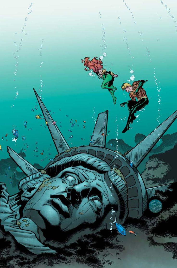 Aquaman #12