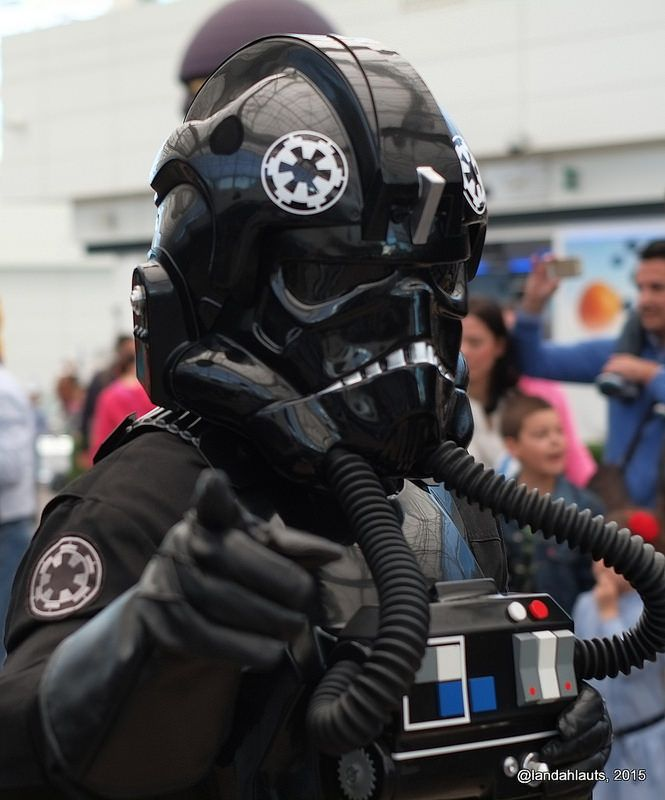I Want You For The Imperial Forces!! #PhotoLanda #501stLegion #StarWars