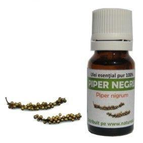 Ulei esential de Piper negru (5 ml)