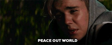 Justin Bieber GIF Roundup - Best GIFs of Justin Bieber | Teen Vogue