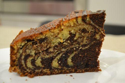 Zebra cake via http://thesoundofdreaming.com