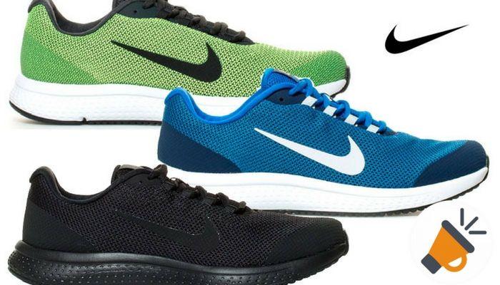 ¡CHOLLO! Zapatillas Nike Runallday para hombre solo 39,95€ ¡Envío gratis!  ¿Buscas unas zapatillas Nike baratas? Consigue aquí lasNike Runallday Muchas son los chollos que desaparecen al poco tiempo, y esta es una de ellas, porque hoy acaba de empezar con el Super Weekend de eBay y ya quedan pocas tallas y unidades de estas chulas Nike Ronallday para hombre baratas....