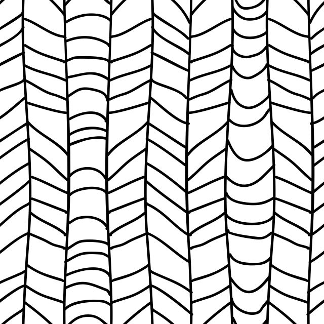 Seamless Hand Drawn Chevron Herringbone Pattern Abstract Texture Zigzag Png And Vector With Transparent Background For Free Download How To Draw Hands Vintage Drawing Modern Drawing