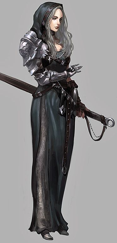 The Cleric path lies between the Mage and the Warrior. Weilding a deadly medley of magic and steel, the clerics make a name for their chosen Keeper wheresoever the travel. Clerics may follow Ashe, Chaon, Aelith, Taurna, or Shazar and gain the blessings thereof.