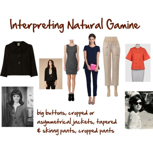 Interpreting Natural Gamine by jeaninebyers on Polyvore featuring rag & bone, Max Studio, Biba, Vionnet, natural gamine and 20 types of beauty