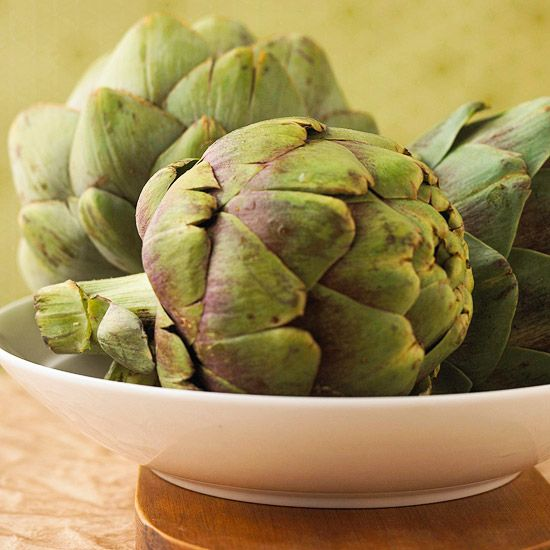 Generally, the smaller the artichoke, the more tender it will be.