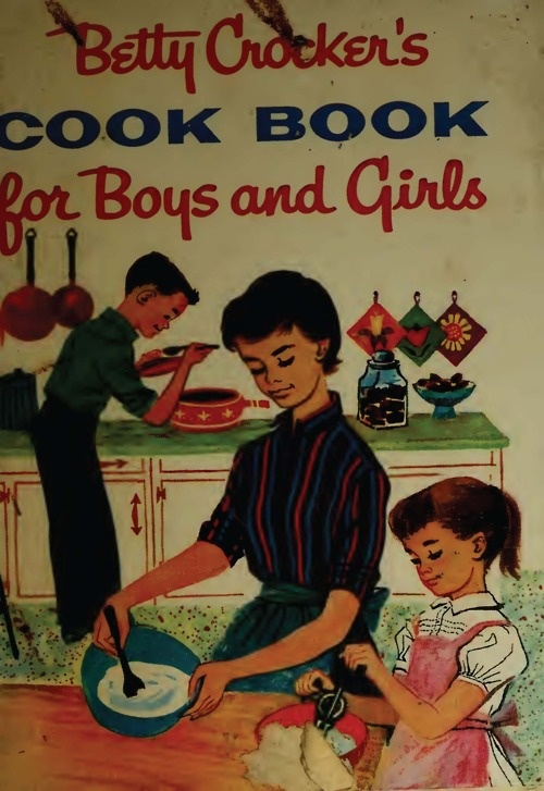mary alden's cook book for children
