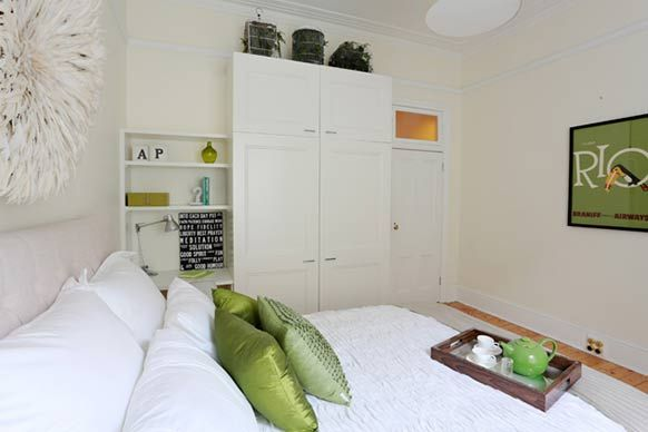 The Block All Stars: Room Reveal: Phil and Amity's Bedroom