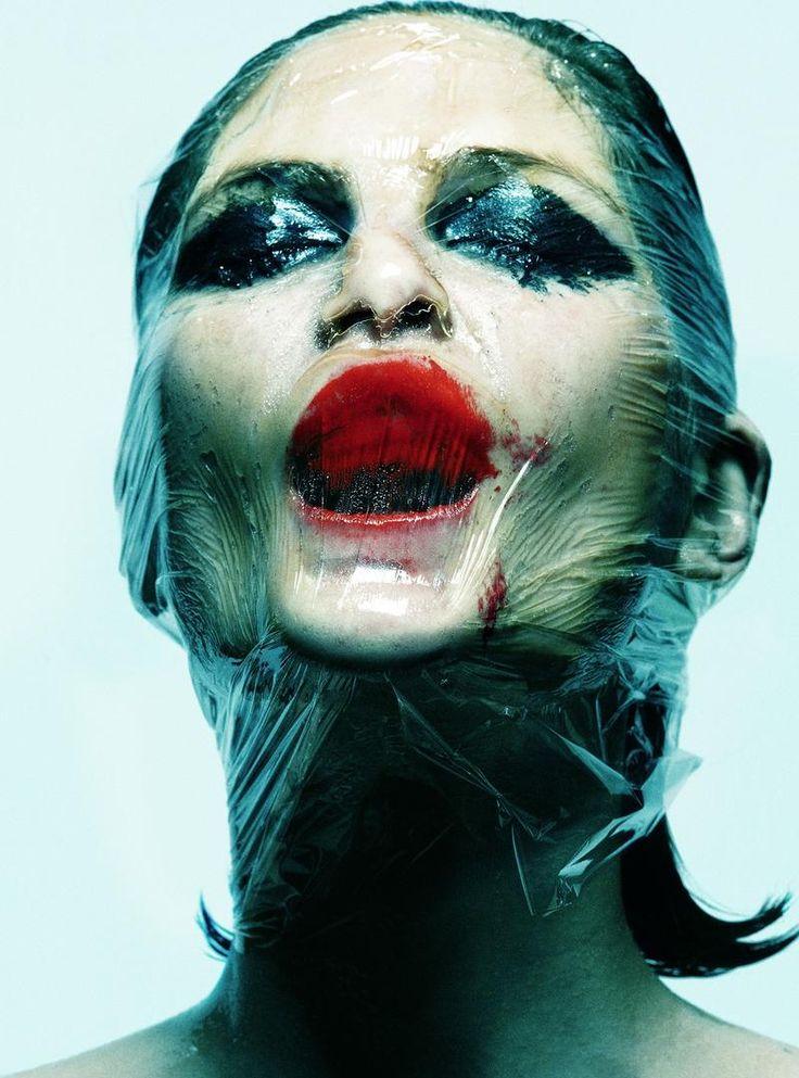 Publication: Let's Panic Magazine Fall Winter 2013-2014 Model: Catherine McNeil…