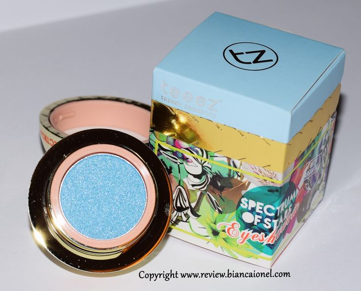 Spectrum Of Stars Eyeshadow Teeez Cosmetics