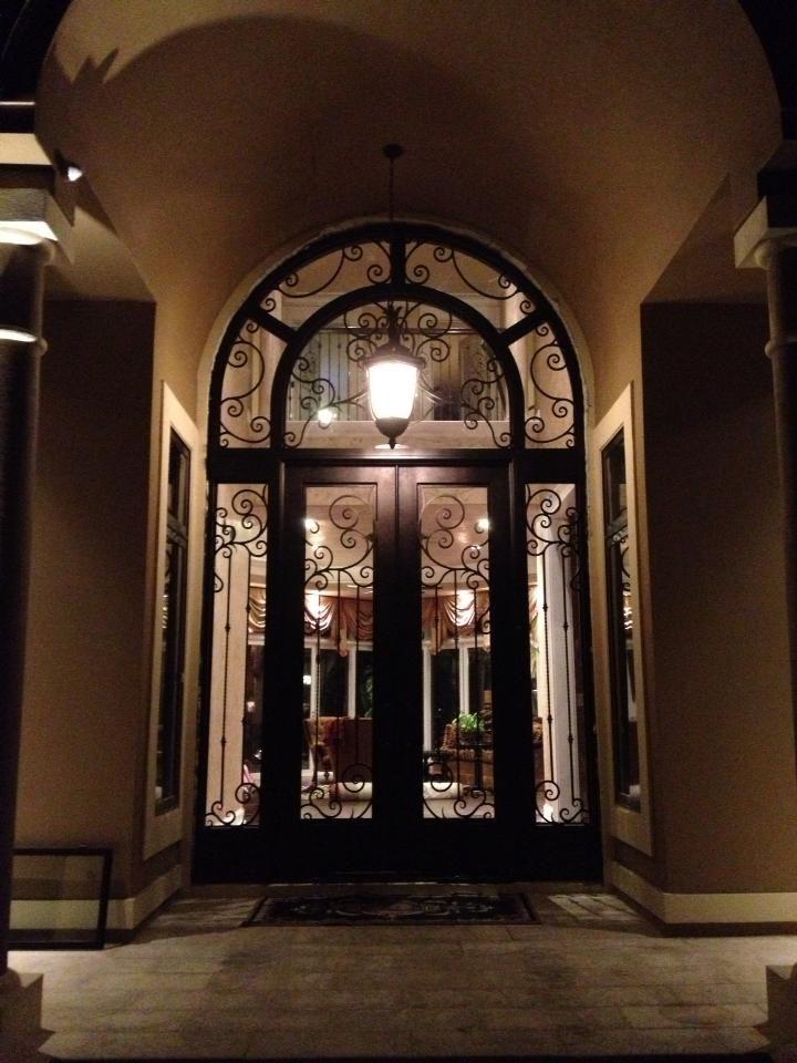 17 Best Ideas About Iron Front Door On Pinterest Wrought