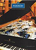 #8: PRINT AD For 2000 Pommery Champagne Steinway Piano On Ice