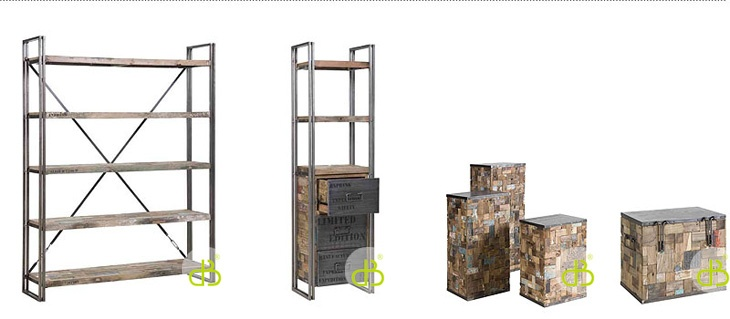 d-Bodhi: Recycled Teak Wood Furniture Collection: Ferum Collection