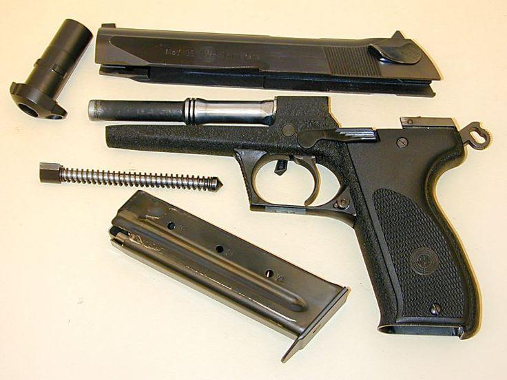 Modern Firearms - Steyr GB