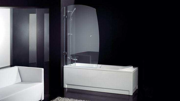 Painéis de Banheira Ref. Prestige Linha Minimal Com portas dobradiças  Painel lateral de banheira, com puxador. Vidro temperado de 8mm Acessórios em latão cromado. Altura standard: 1500mm  Mais informações: http://www.italbox.pt/pt/produtos/paineis-de-banheira/portas-dobradi-as-138/todos/prestige  #paineisdebanheira #italbox #waterprotect #bathpannels  FB: https://www.facebook.com/ItalboxPT/ ISSUU: https://issuu.com/italbox-waterprote LinkedIN: https://www.linkedin.com/compa