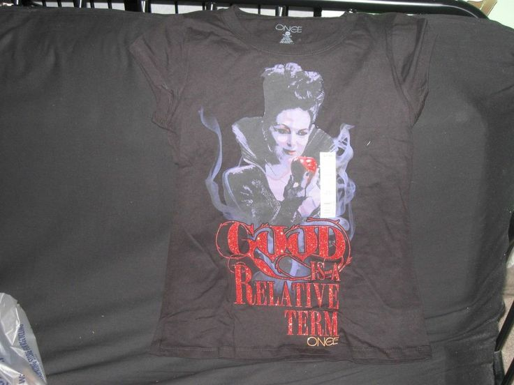 Once Upon a Time. evil Queen T-Shirt. Womens Size XXL 19 HIT ABC TV SHOW