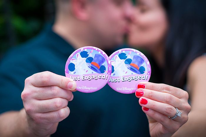 Surprise your soulmate with a dream come true proposal at Disney Parks