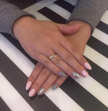 Cute simple nails pinterest