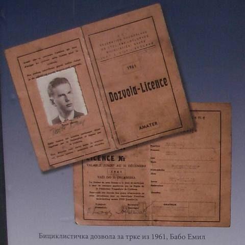 #Biciklistička #dozvola za trke iz 1961, Babo Emil #nagybecskerek #zrenjanin\ https://flii.by/file/fm0jkzf5ppp/