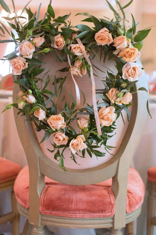 A Fabulous French Inspired Bridal Shower | Photo by Melody Melikian