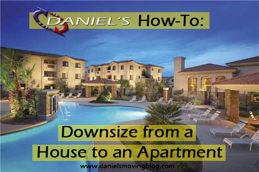 How To Downsize From A House To An Apartment Visit Www