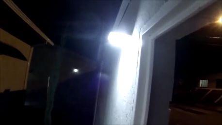 Luminária Solar Parede Jardim 16 Leds - imagem 7
