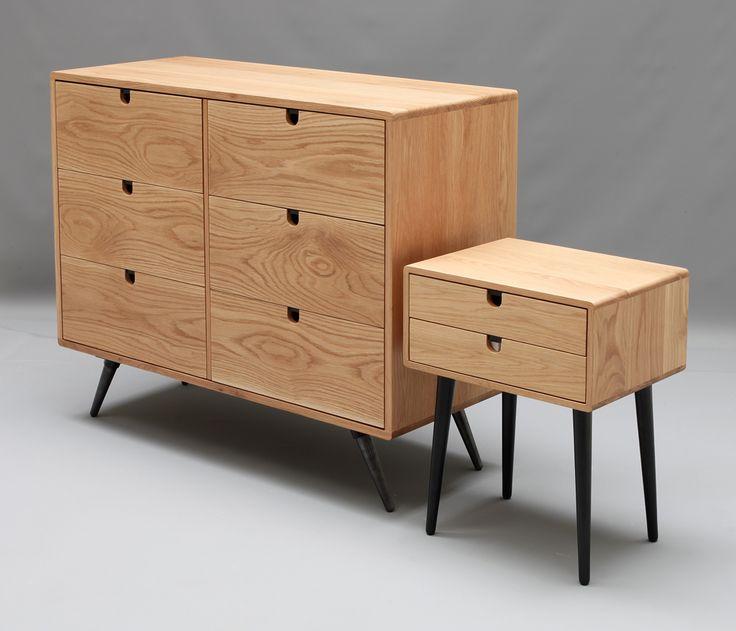 oak commode dresser on behance