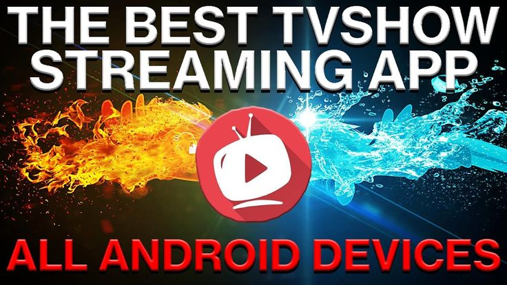 cool THE BEST TV SHOW STREAMING APP FOR ANDROID 2017 - WORKS LIKE NETFLIX! KOKOTIME