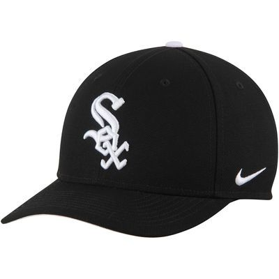 Men's Nike Black Chicago White Sox Wool Classic Adjustable Performance Hat
