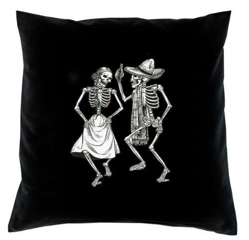 Kissenbezug - Tanzende Skelette Mexiko - Kissen Bezug mit... https://www.amazon.de/dp/B00GY9HA72/ref=cm_sw_r_pi_dp_x_GuIQxbCG1XQW9