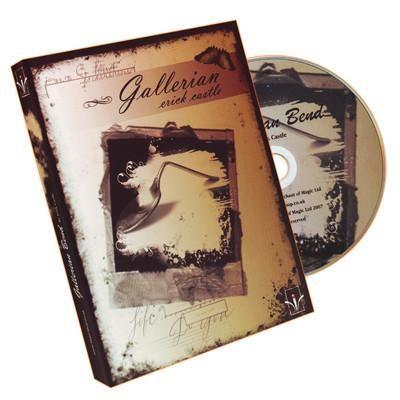 Gallerian Bend by Erick Castle - DVD