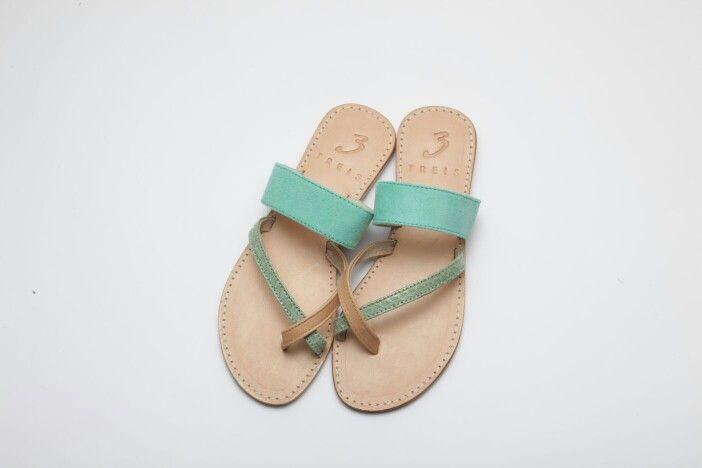 ioanna veraman ( handmade leather sandal )