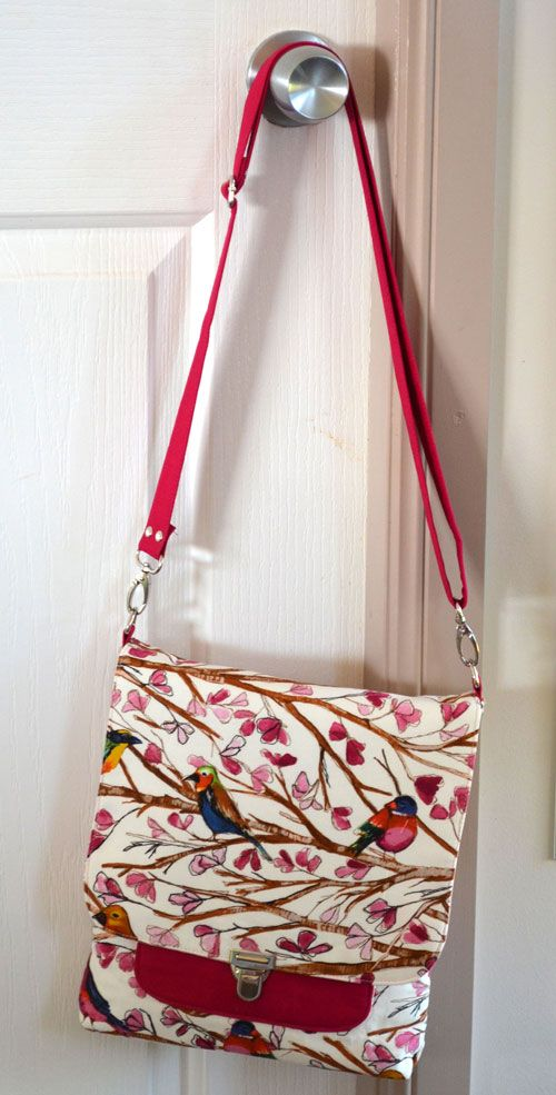 Samantha's March Bag of the Month Club bag