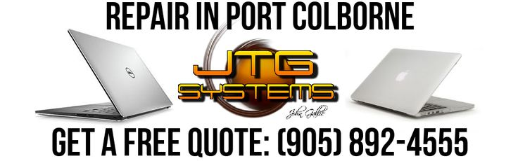 JTG Systems is your #1 for MacBook Pro Repair in Port Colborne. We specialize in computer repair and Mac / Apple repair, data recovery and Niagara Computer Repair. Call our office at (905) 892-4555 for one of our professional computer repair technicians to help you with your computer, laptop repair, Mac or other computer problem.