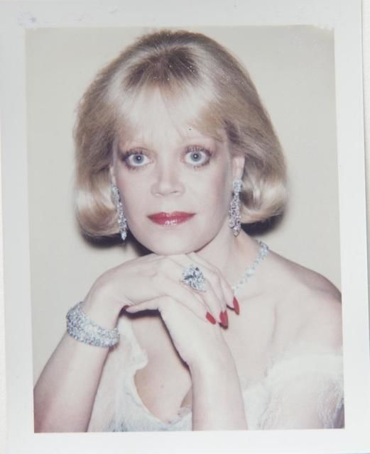 Andy Warhol | Candy Spelling (1985) | Available