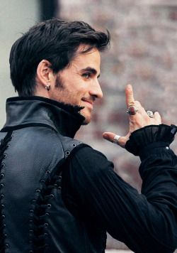 Awesome Captain Hook - Killian Jones - OUAT - Colin O'Donoghue