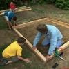 how to build a simple sandbox
