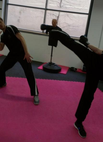Thema Tritte in der Wing Tai Akademie Berlin - Wing Tai Berlin