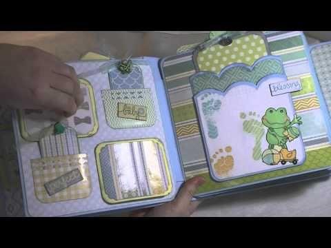 Baby Boy Mini Album - YouTube