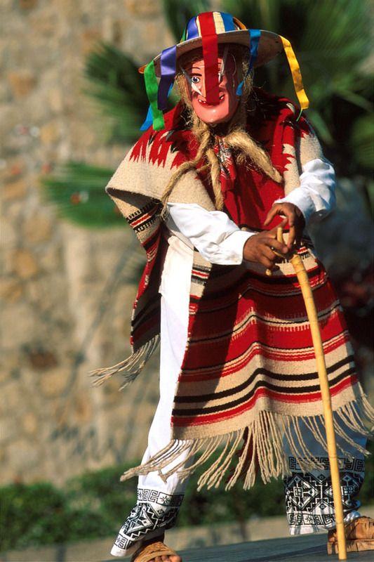 Michoacán, México - Danza de los Viejitos