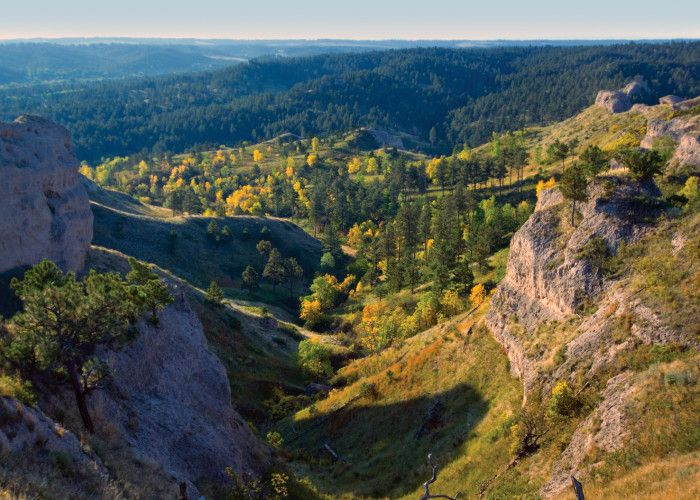 Nebraska has boundless natural beauty, and nowhere is that more apparent than in our state parks. Nebraska has eight official state parks, a number which doesn't include the many, many state recreational areas and wildlife preserves. Here's some information to entice you to visit the breathtaking beauty at these eight state parks.